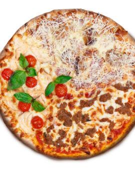 фирменная пицца Арагац